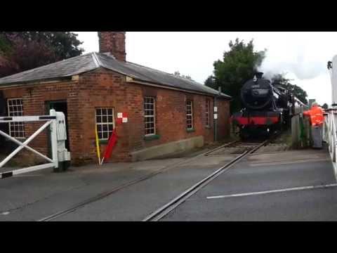 61994 at Neatherd Road, Dereham (Mid-Norfolk Railway)