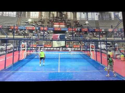 Padel tennis best points compilation part 2