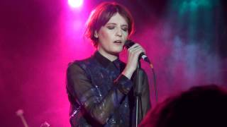 (HD) Florence And The Machine - Never Let Me Go [The Creators Project 10/15/2011]