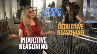 Deductive vs Inductive vs Abductive Reasoning