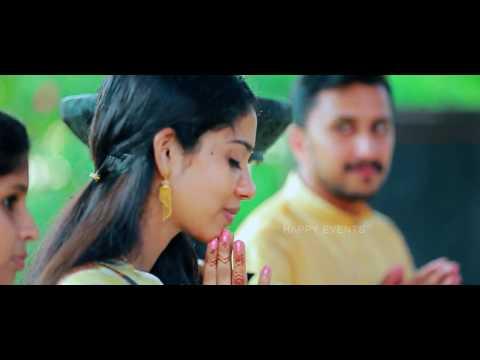 Prabhu & Bhavya | Traditional Pre Wedding | HAPPY EVENTS