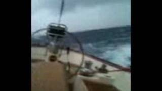 Dingeman Sailing Morris M52 Atlantic Ocean