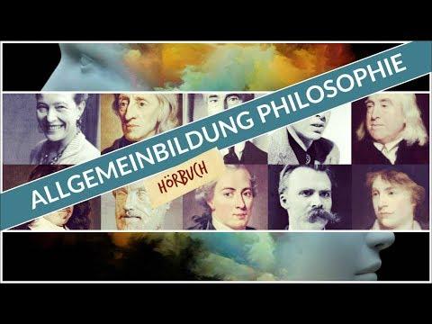 Allgemeinbildung Philosophie | Ganzes Hörbuch | Doku Hörbuch
