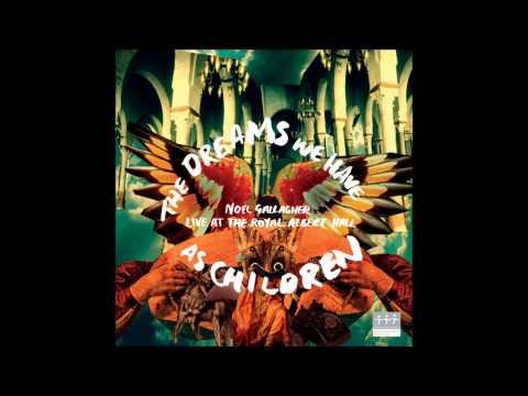 Noel Gallagher & Gem Archer - Listen Up (Live at London Royal Albert Hall 2007)