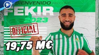 OFFICIEL : Nabil Fekir quitte Lyon pour le Bétis Séville | Revue de presse