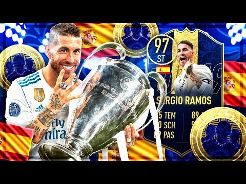 FIFA 19: TOTY RAMOS STRIKER Squad Builder BATTLE 🔥🔥