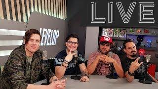 Baixar LEVELUP LIVE: Especial noticias de E3 2018 - Día 1