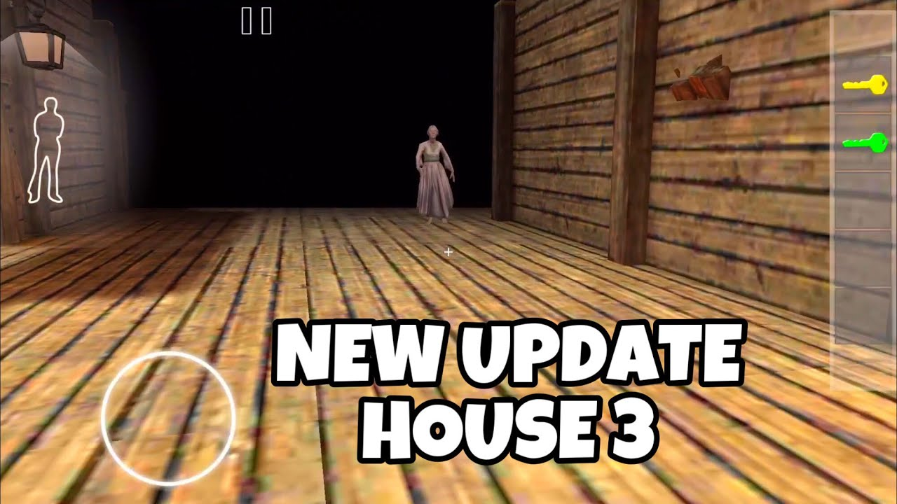 GRANNY HORROR KISS - HOUSE 3 | GAMEPLAY IOS,ANDROID (HARD PUZZLES)