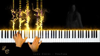 The Weeping Willow (The Haunting of Bly Manor) - Advanced Piano Cover | Luca Cozzi видео