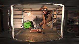 Tim Mcclellan's Western Heritage Furniture Build-off  Episode 2