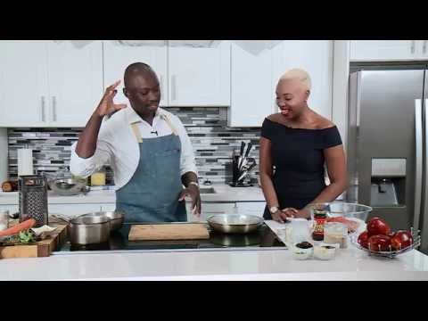Chef it Up - Spaghetti & Meatballs & Chocolate Salted Truffles