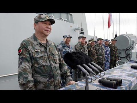 China Has Built The World's Largest Navy: Destination Africa