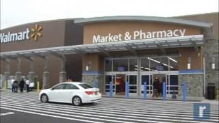 Walmart opens in Napanoch