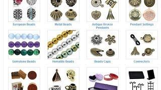 Siti online dove acquistare minuteria&componenti per creare Bijoux/Gioielli Handmade