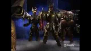 Linkara HOPR: Power Rangers Lightspeed Rescue (part 1)