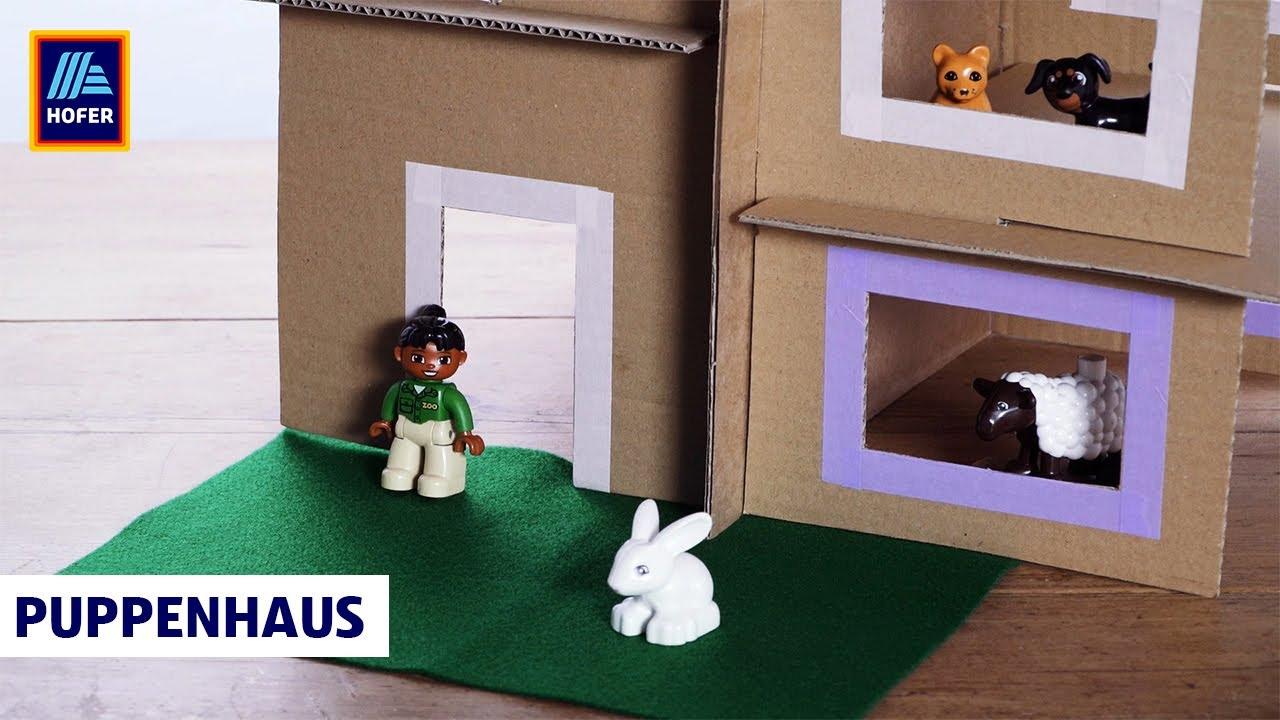 Puppenhaus Hofer Bastelbox