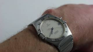 a6c23fac31b Vintage Omega Constellation Chronometer Auto Luxury Watch Review