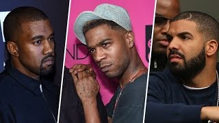 Kid Cudi Calls out Kanye West and Drake and says Rappers who have 30 writers cant be Top 5.