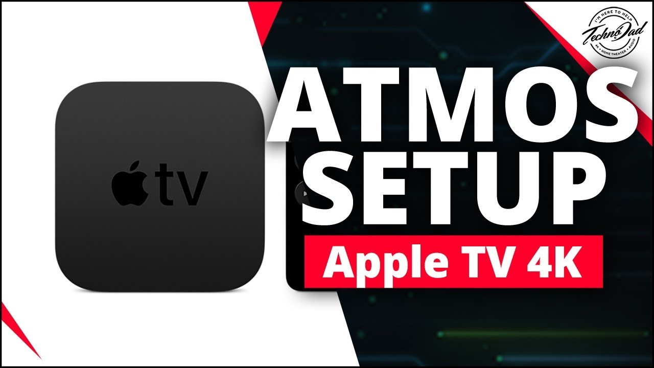 Setup Dolby Atmos & Dolby Vision on Apple TV 4K | New OS Update!