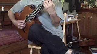 Imagine (solo guitar 2nd time) John Lennon composer