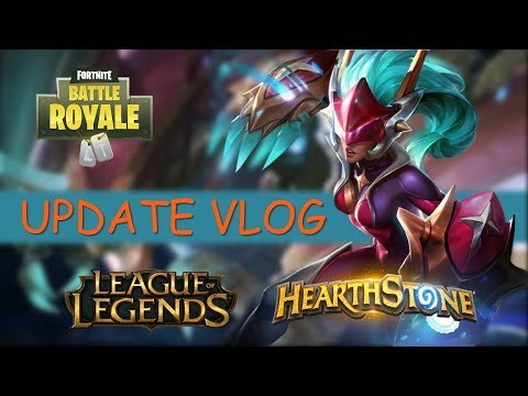 JAK TO BUDE S LEAGUE OF LEGENDS ?! CHANNEL UPDATE [VLOG] 🔥🔥🔥