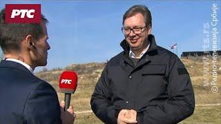 Vučić: Vojska Srbije napreduje koracima od sedam milja