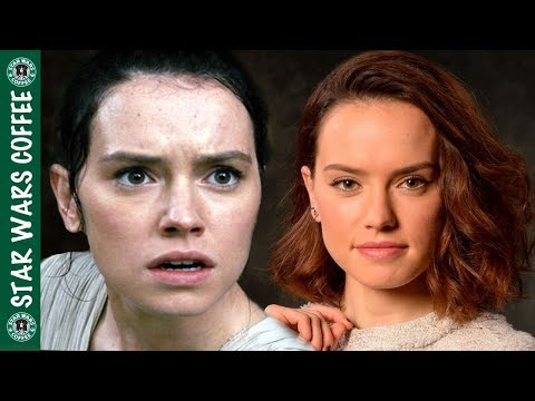 Daisy Ridley Doesn't Wanna Play Rey After Episode IX!