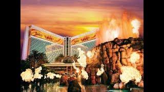Mirage Las Vegas Walk Through 4K July 2017