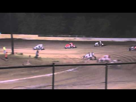 POWRi West at Creek County Speedway 8.20.15
