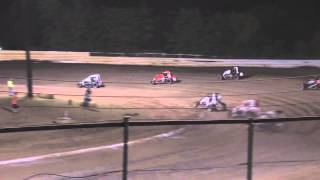 POWRi West Midget Series | Creek County Speedway