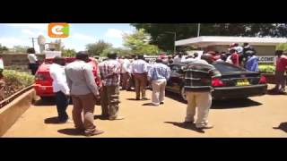 Wafuasi wa Jubilee wazua zogo Murang'a
