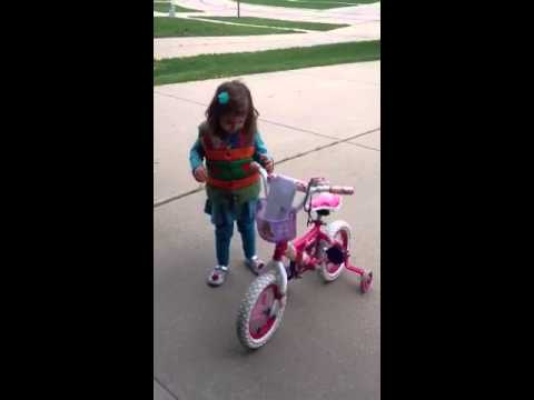 Marley's Big Girl Bike