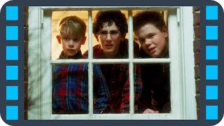 Страшная байка от База — «Один дома» (1990) Сцена 1/11 QFHD
