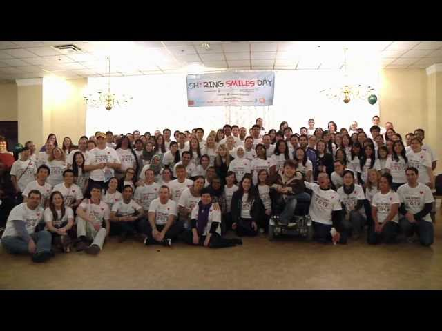 OHTH Toronto Sharing Smiles Day 2012