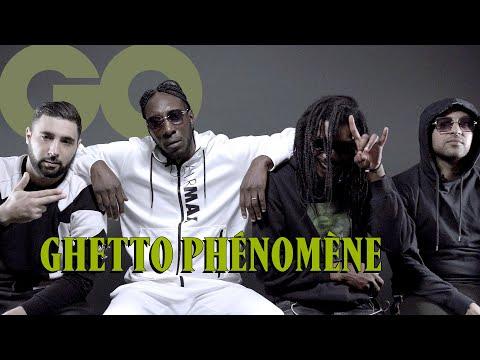 Youtube: Les punchlines de Ghetto Phénomène: Soprano, JUL, La Casa de Papel… | GQ