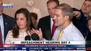 THIS IS RIGGED: Jim Jordan and Elise Stefanik TEAR INTO DEMOCRATS