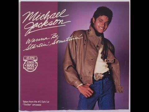"Michael Jackson-""Wanna Be Startin' Somethin'"""