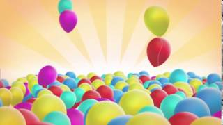 free Celebration background, HD and 4K motion graphics loops CELEB 001