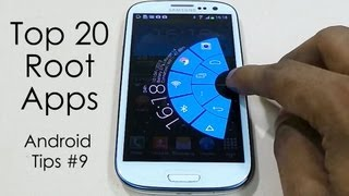 top 20 must have root apps for rooted android devices part 1 2013 android tips 9
