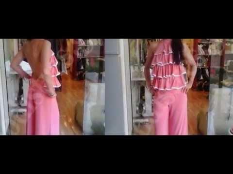 2229e6009265 modistres .gr ΝΥΦΙΚΑ ΒΡΑΔΙΝΑ ΠΑΤΡΟΝ ΡΑΦΗ ΕΠΙΔΙΟΡΘΩΣΗ Μοδίστρες - YouTube