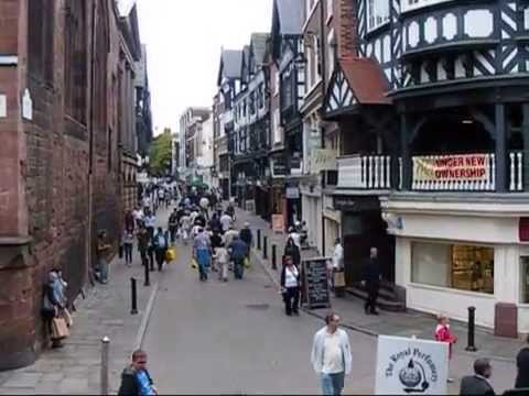 Visit Chester The Video Guide