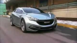 Hyundai I-Flow Concept 2010 Videos