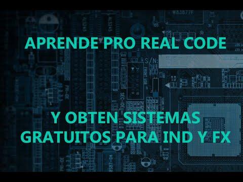 Aprende ProRealCode y encuentra sistemas gratuitos en la red. [ProRealTime - PRT]