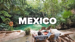 MEXICO'S HIDDEN PARADISE