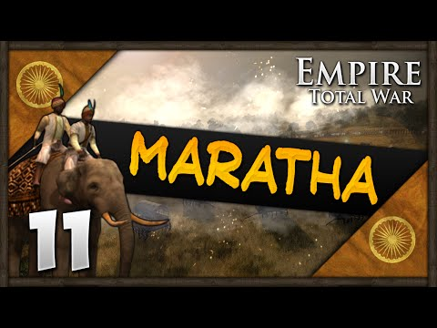 Empire Total War: Darthmod - Maratha Confederacy Campaign #11 ~ Breaking Hyderabad!