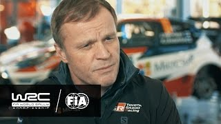 WRC 2017: WHO IS WHO Tommi Mäkinen