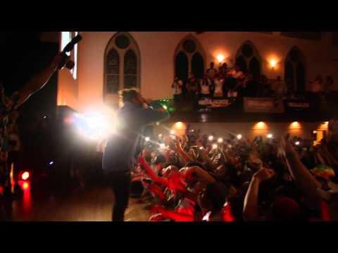 Post Malone Live in Boston - White Iverson