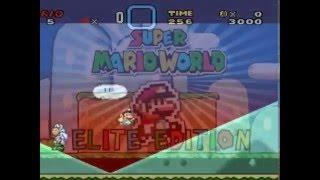 Super Mario World Elite: Playstation 3 PKG DOWNLOAD (Descarga)