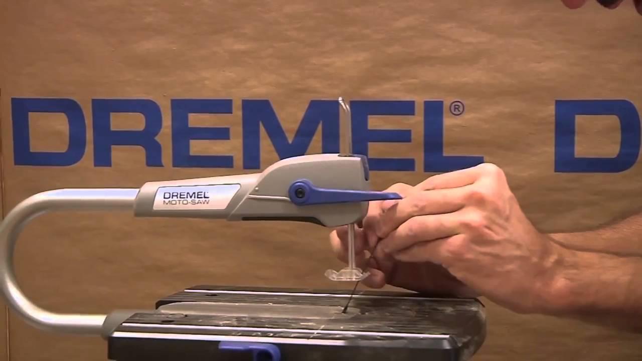 Dremel Moto Saw Manual