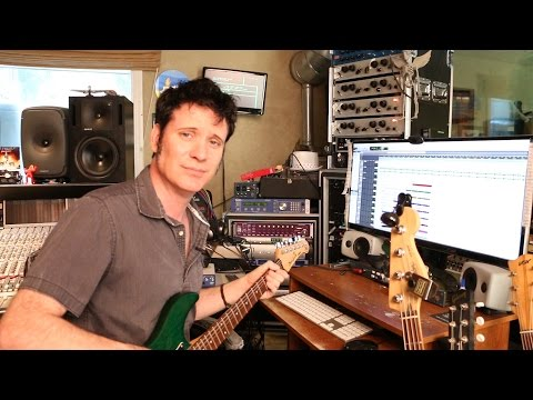 Recording A Song: Guitar - Warren Huart: Produce Like A Pro
